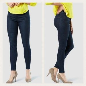 NWT Levi's Denizen High Rise Super Skinny Jeans 12
